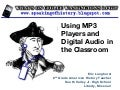 George Washingtons I Pod   Digital Audio For The Classroom