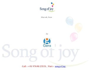 Song of Joy Kharadi Pune by Sterling Gera Child Centric Homes - Price, Location, Reviews, Brochure, Payment Plan, Rates
