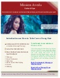 Get free-$20-gift-card-on-hair-services-at-mission-aveda-salon-st-petersbrg-fl