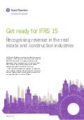 Get ready for IFRS 15