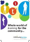 Pathway2work- Community Learning in Staffordshire, help for the unemployed in staffordshire