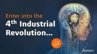 Enter into the 4th Industrial Revolution