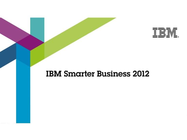 IBM Smarter Business Get Social Do Business - Best of ibm powerpoint template design