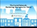 The Social Network: Marketing Strategies for Today