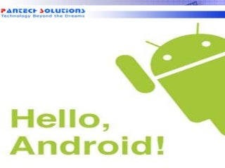 Getting started with android software development