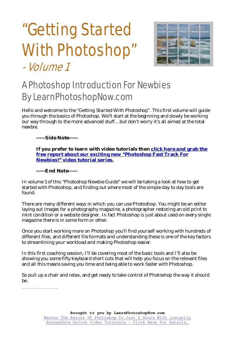 Photoshop tutorial baditri Choice Image
