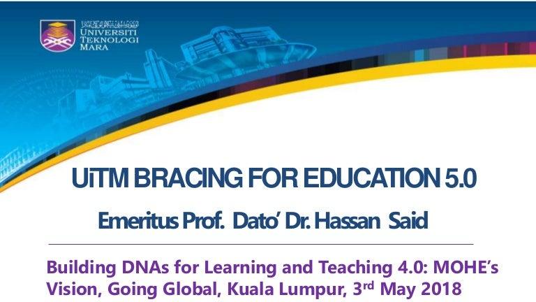 Professor Dato Dr Hassan Said