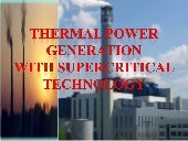 ganesh ppts on supercritical thenology