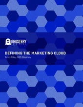 Ghostery Enterprise - Defining The Marketing Cloud