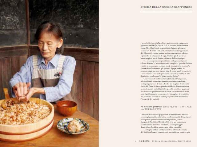 Giappone - Il ricettario