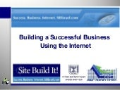 Introduction to Internet Marketing Success, Modiin 2009