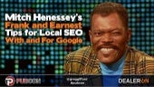 Mitch Henessy's Frank and Earnest Tips for Local SEO With and For Google