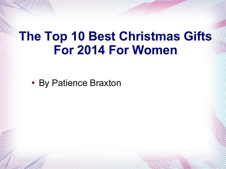 giftswomen 141012221737 conversion gate01 thumbnail 4jpgcb1413152311 - Best Christmas Gifts For Wife 2014