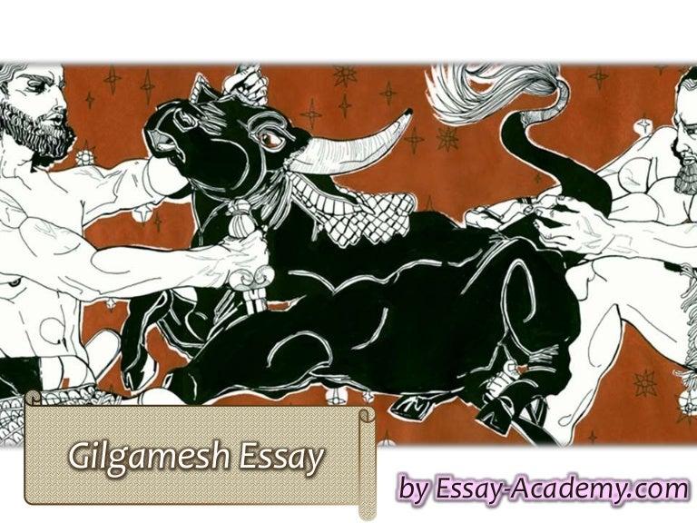gilgamesh essay