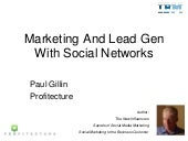How to Use Search and Social Networks for Lead Generation