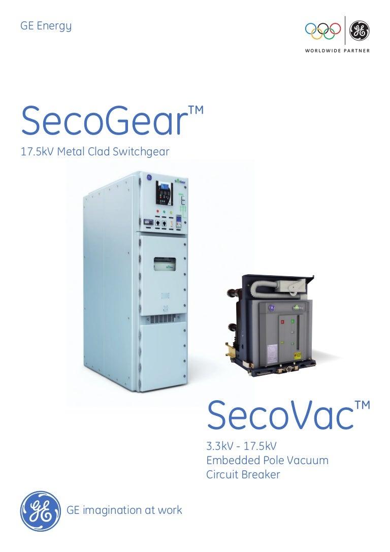 Giuliano David Seco Gear 17 5kv Operator For A Circuit On Wiring Diagram Of Vacuum Breaker