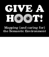 Give a hoot! Mapping (and caring for) the semantic environment