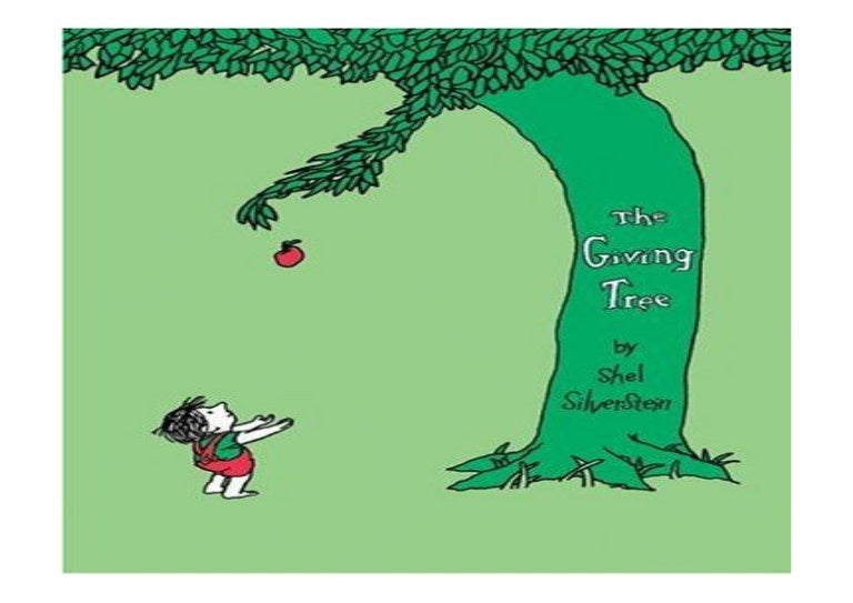 what is the giving tree really about