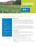 Giving garden   getting started fact sheet - blue cross mn
