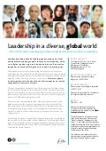 Gla leadership in a diverse global world
