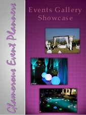 Glamorous Event Planners Events Gallery Showcase