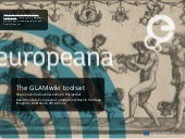 Presentation of the GLAMwiki toolset at Best in Heritage 2016