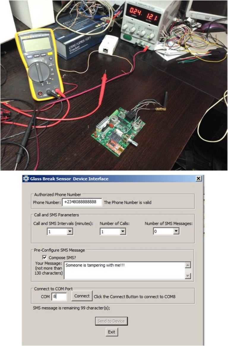 Glass Break Sensor Device Preview Image Wiring Messages