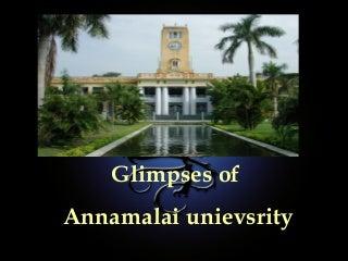 Annamalai university mba assignments answers