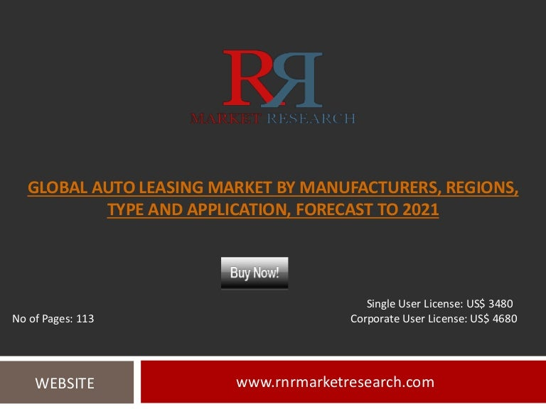Global Auto Leasing >> Global Auto Leasing Market Product Price Sales Revenues