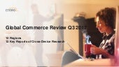 Criteo Global Commerce Review Q3 2017