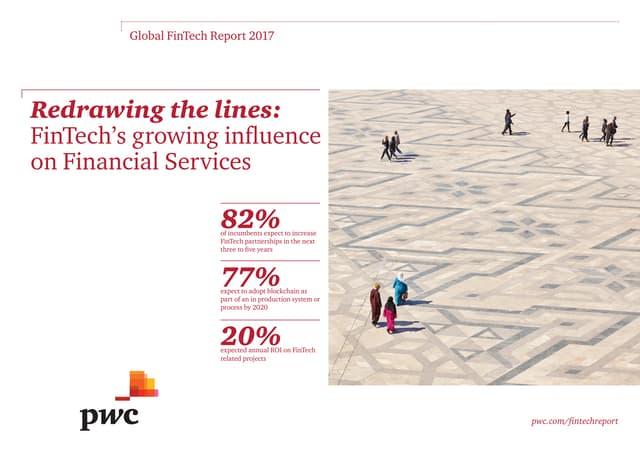 PWC - Global FinTech Report 2017