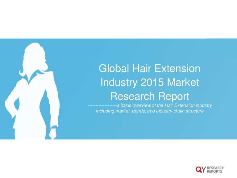 Global Hair Extension Industry 2015 Market Research Report