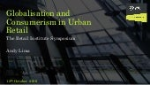 Globalisation and Urban Retail Trends