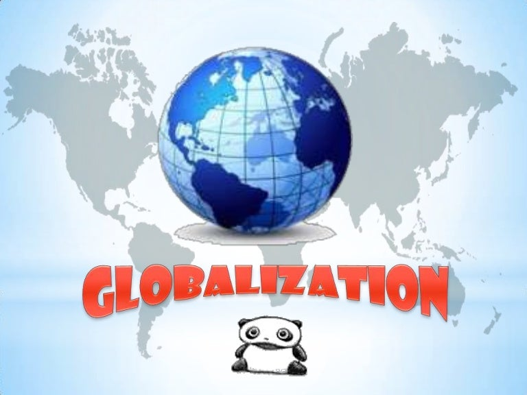 Globalization and environment essay