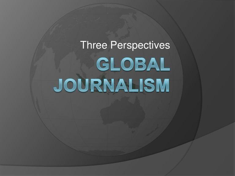 Global journalism toneelgroepblik Choice Image