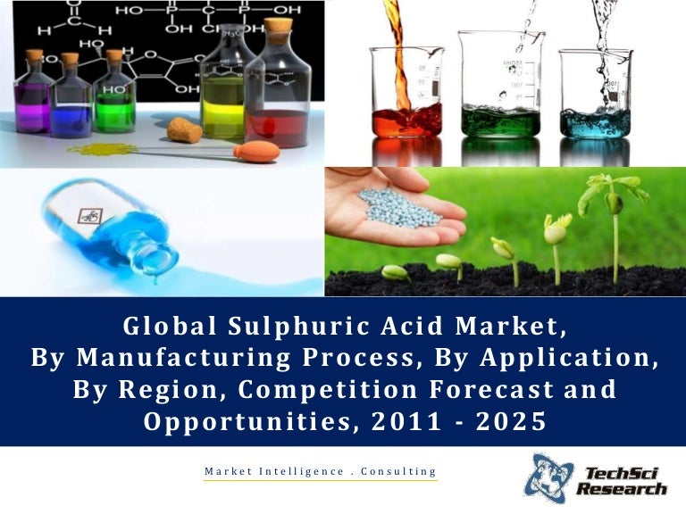 Global sulphuric acid market forecast 2025 brochure sciox Image collections