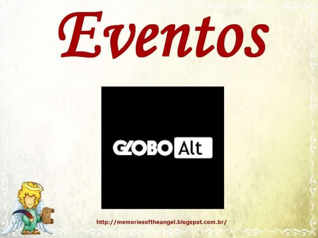 Evento de apresentação do Selo Globo Alt