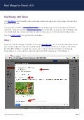 Send Personalized Mails from Gmail in Bulk
