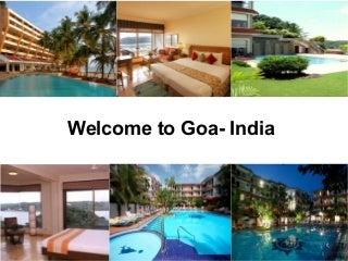Goa Deals