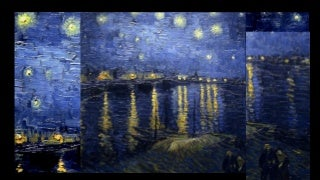 GOGH, Vincent van, Featured Paintings in Detail (1)