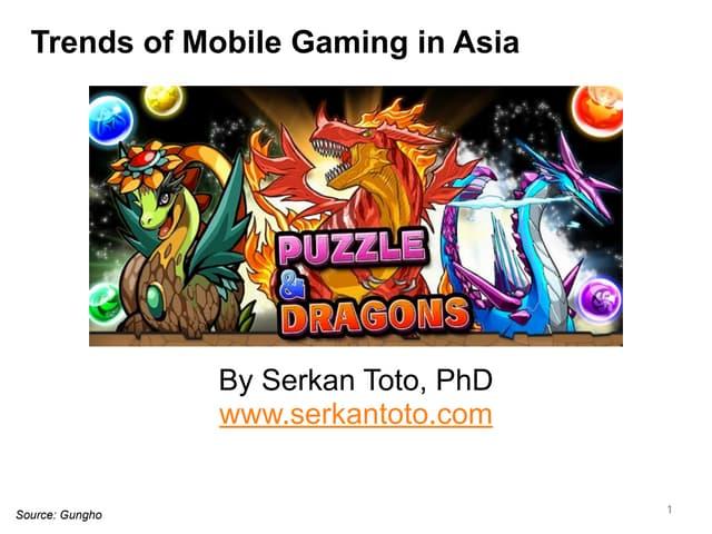 asia 39 s gaming
