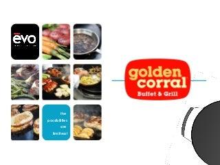 how golden corral