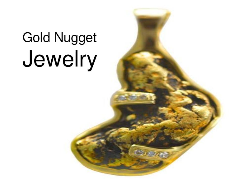 nugget jewelry