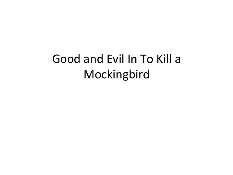 conflicts in to kill a mockingbird essays Prejudice in to kill a mockingbird occurs frequently throughout the story many times someone is being prejudice toward someone else, they use the phrase to be more insulting or intimidating, usually because that's how they were brought up francis, scout and jem's cousin, yells, he's nothin' but a.