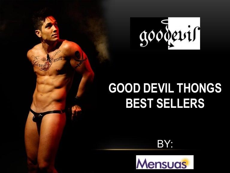 cd8b3e685d19 Good Devil Thongs