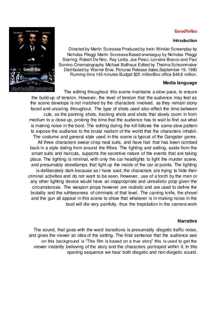goodfellas screenplay