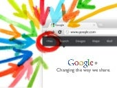 Google+ : Changing The Way We Share