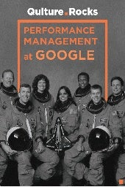 Performance Management at Google