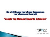 Get a 360 Degree view of your Customers on your eCommerce Store