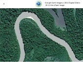 Google Earth Imagery for land use activity